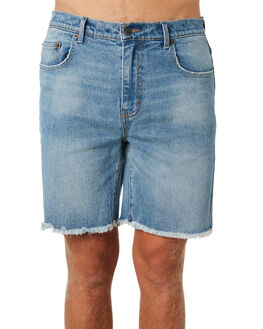TRIG BLUE MENS CLOTHING RUSTY SHORTS - WKM0939TGB