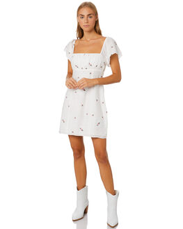 CAMELLIA MUSE WOMENS CLOTHING THE EAST ORDER DRESSES - EO200134DCAMM