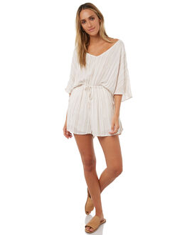 STRIPE WOMENS CLOTHING ALL ABOUT EVE PLAYSUITS + OVERALLS - 6403119STR