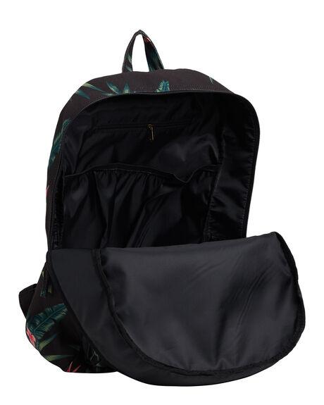 BLACK WOMENS ACCESSORIES BILLABONG BAGS + BACKPACKS - BB-6692015-BLK