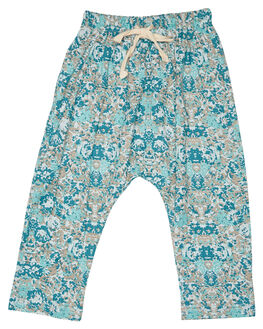 MULTI KIDS GIRLS CHILDREN OF THE TRIBE PANTS - GRPT0366MULT