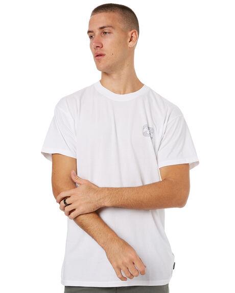 WHITE MENS CLOTHING BILLABONG TEES - 9585011WHT