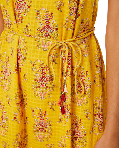MARIGOLD WOMENS CLOTHING TIGERLILY DRESSES - T305422YEL