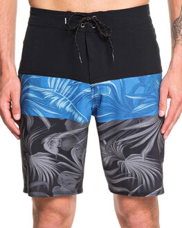 COLLECTIVE BLUE MENS CLOTHING QUIKSILVER BOARDSHORTS - EQYBS04236-BLG6