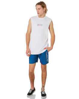 PACIFIC BLUE MENS CLOTHING HURLEY BOARDSHORTS - CK0067499
