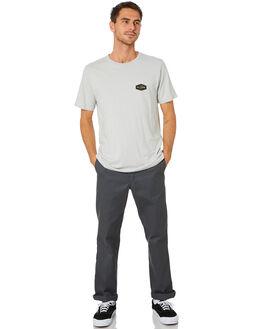 PUMICE MENS CLOTHING GLOBE TEES - GB02030005PUM