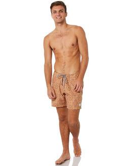MARIGOLD MENS CLOTHING RHYTHM BOARDSHORTS - JUL18M-TR01MAR