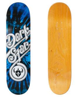 BLUE BOARDSPORTS SKATE DARKSTAR DECKS - 10012612BLU