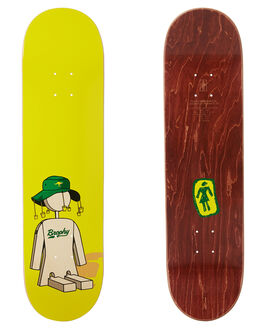 MULTI BOARDSPORTS SKATE GIRL DECKS - GB3558MULTI
