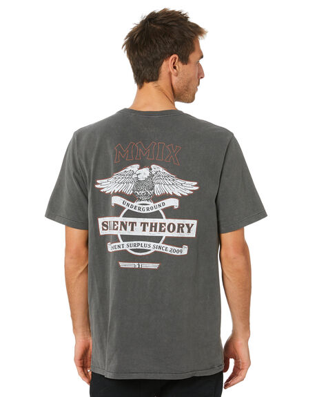 COAL MENS CLOTHING SILENT THEORY TEES - 4053024COAL