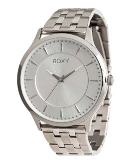 SILVER WOMENS ACCESSORIES ROXY WATCHES - ERJWA03031-SJA0