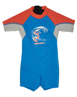 BLUE GREY RED BOARDSPORTS SURF O'NEILL TODDLER BOYS - 4867DR7