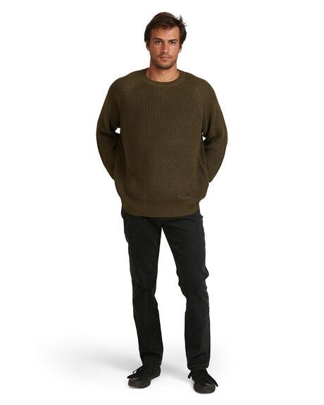 MILITARY MENS CLOTHING BILLABONG KNITS + CARDIGANS - BB-9508800-MIL