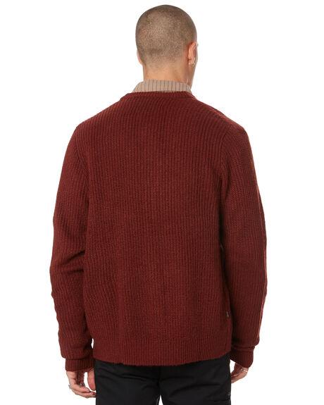 MAHOGANY MENS CLOTHING MISFIT KNITS + CARDIGANS - MT096302MAHGN