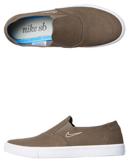 RIDGEROCK FOSSIL MENS FOOTWEAR NIKE SLIP ONS - SSAH3364-200M