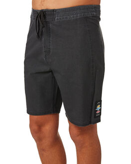 WASHED BLACK MENS CLOTHING RIP CURL BOARDSHORTS - CBORP1WSBLK