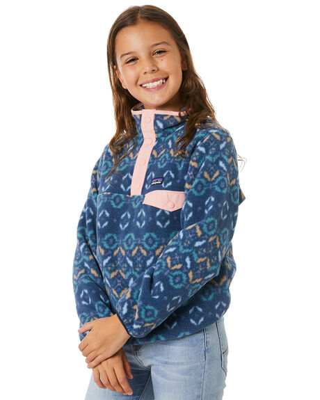 TUNDRA CLUSTER KIDS GIRLS PATAGONIA JUMPERS + JACKETS - 65546TCST