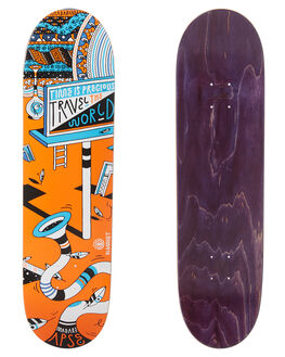 MULTI BOARDSPORTS SKATE ELEMENT DECKS - BDPRPEMAMULTI