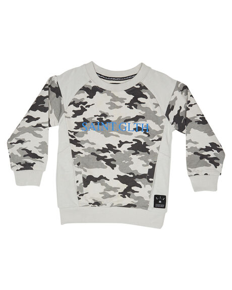 GREY KIDS BOYS ST GOLIATH JUMPERS + JACKETS - 2850020GRY