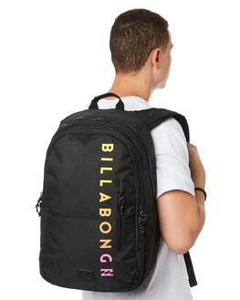 BLACK POP MENS ACCESSORIES BILLABONG BAGS + BACKPACKS - 9681008CBLKO