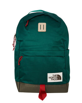 GREEN TAUPE MENS ACCESSORIES THE NORTH FACE BAGS + BACKPACKS - NF0A3KY5EL0