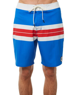 BLUE MENS CLOTHING RVCA BOARDSHORTS - R381402BLU