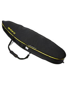 BLACK SURF HARDWARE DAKINE BOARDCOVERS - 10000363BLK