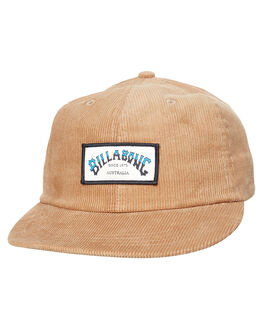 LIGHT KHAKI MENS ACCESSORIES BILLABONG HEADWEAR - 9672314LKH