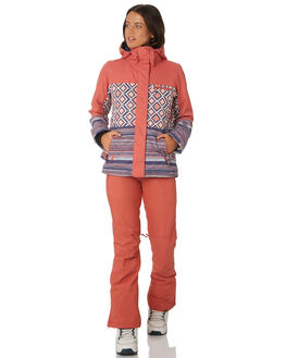 DUSTY CEDAR BOARDSPORTS SNOW ROXY WOMENS - ERJTP03061MMR0