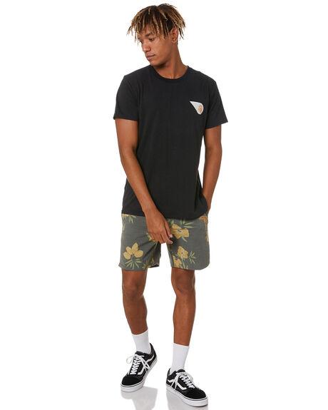 BLACK MENS CLOTHING O'NEILL TEES - 6311107BLK