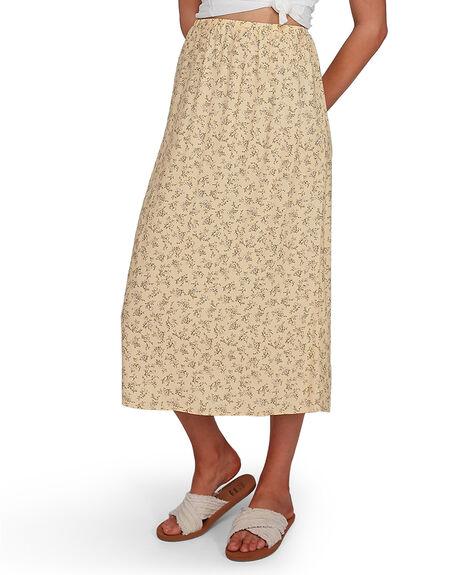 MELLOW YELLO WOMENS CLOTHING BILLABONG SKIRTS - BB-6503317-MLY