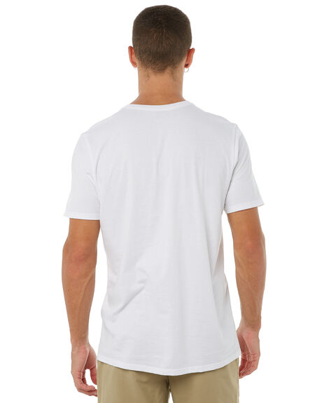 WHITE MENS CLOTHING HURLEY TEES - AH7935100