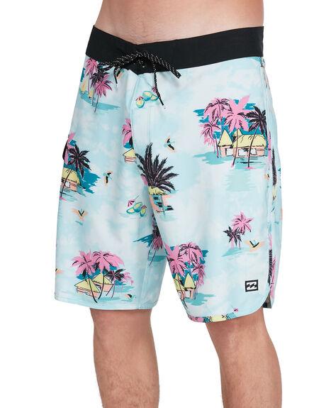 MINT MENS CLOTHING BILLABONG BOARDSHORTS - BB-9503410-MNT