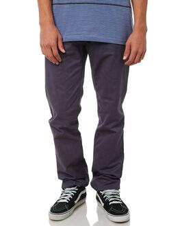 MIDNIGHT BLUE MENS CLOTHING VOLCOM PANTS - A1111703MDB