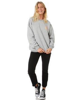 GREY MARLE WOMENS CLOTHING RUSTY JUMPERS - FTL0698GMA