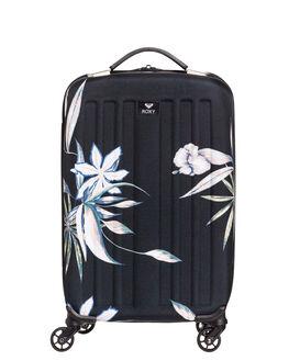 BLACK FLOWERS WOMENS ACCESSORIES ROXY BAGS + BACKPACKS - ERJBL03133KVJ8