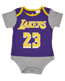 PURPLE KIDS BABY OUTERSTUFF CLOTHING - 7K2N1BAQ7PRPL