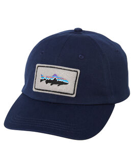 CLASSIC NAVY MENS ACCESSORIES PATAGONIA HEADWEAR - 38234CNY