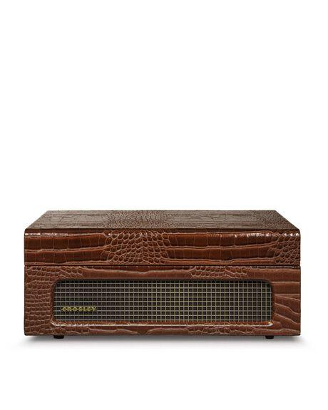 BROWN CROC MENS ACCESSORIES CROSLEY AUDIO + CAMERAS - CRIW8017B-BR4