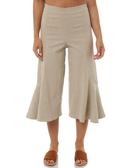 NATURAL WOMENS CLOTHING ZULU AND ZEPHYR PANTS - ZZ1893NAT