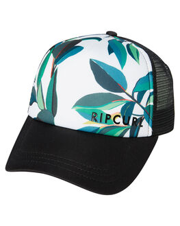 BLACK WOMENS ACCESSORIES RIP CURL HEADWEAR - GCAHJ10090