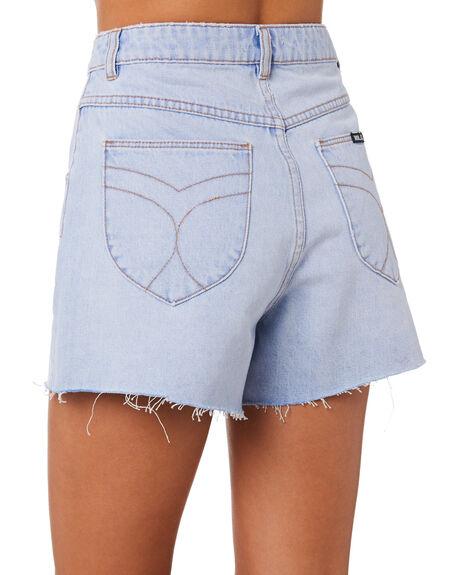 KELLY BLUE WOMENS CLOTHING ROLLAS SHORTS - 13106319
