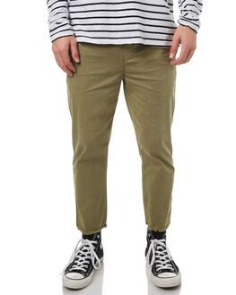DIRTY MILITARY MENS CLOTHING STUSSY PANTS - ST071613DMIL