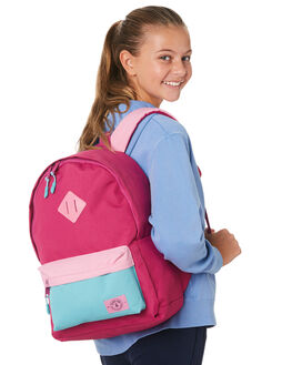 BUMBLE BERRY KIDS GIRLS PARKLAND BAGS + BACKPACKS - 20008-00306-OSBRY