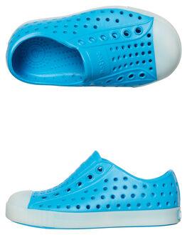 WAVE BLUE KIDS TODDLER BOYS NATIVE FOOTWEAR - 13100103-8493