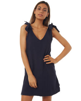 NAVY WOMENS CLOTHING RPM DRESSES - 7SWD04ANAVY