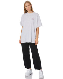 SNOW MARLE WOMENS CLOTHING STUSSY TEES - ST106000SNMRL