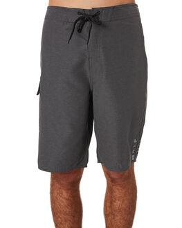BLACK HEATHER MENS CLOTHING RIP CURL BOARDSHORTS - CBOQR13652
