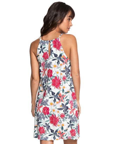 MARSHMALLOW TALLOWS WOMENS CLOTHING ROXY DRESSES - ERJWD03244XWMM
