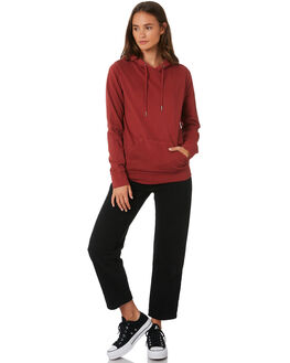 BURGANDY WOMENS CLOTHING SILENT THEORY JUMPERS - 6012031BURG